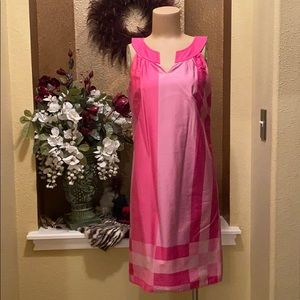 6 shades of Pink LOFT A line dress